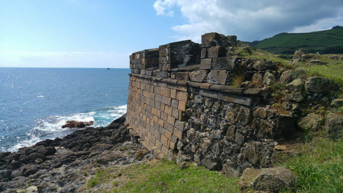 São Sebastião's Forts