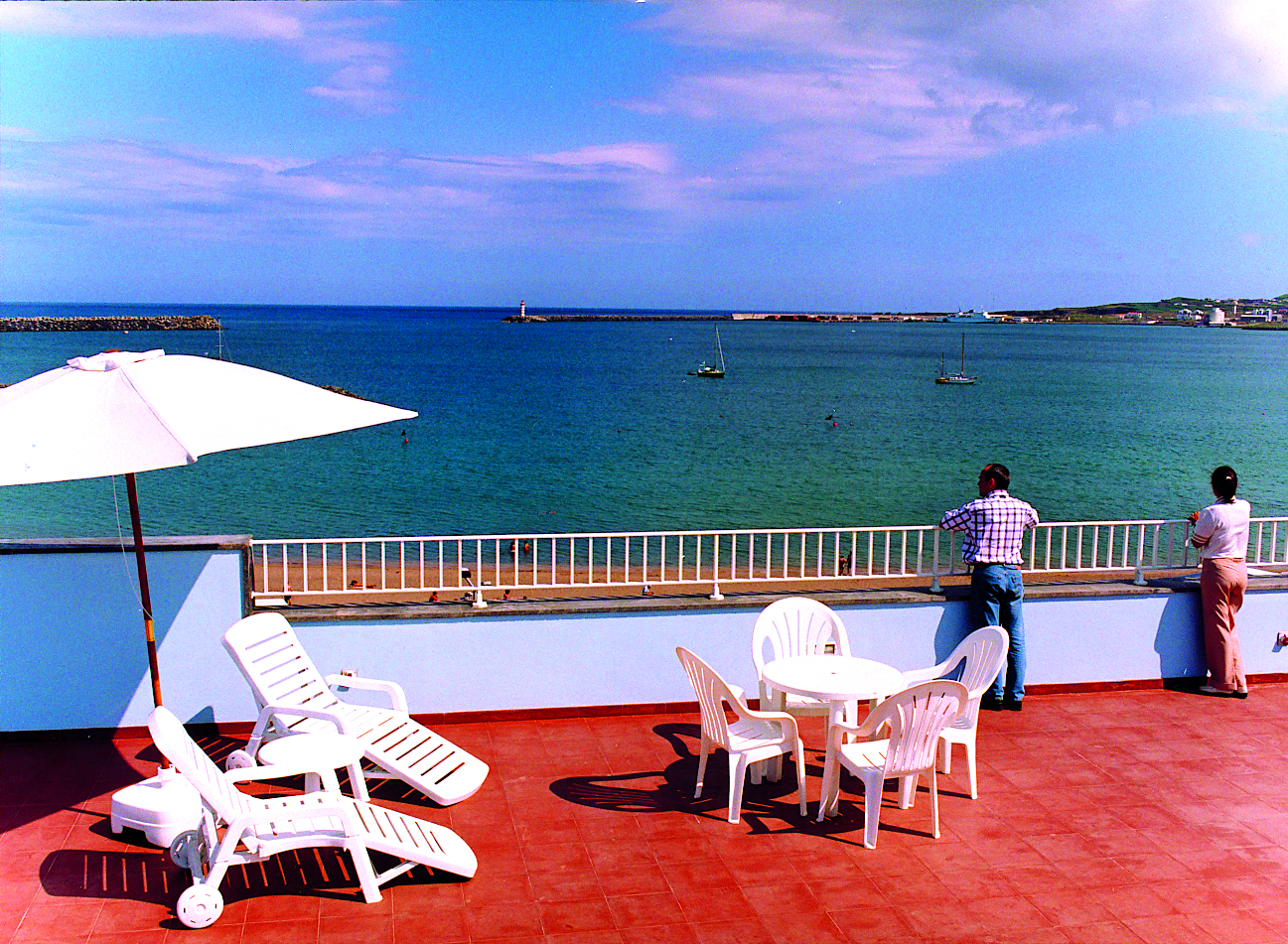 Panoramic View Terrace