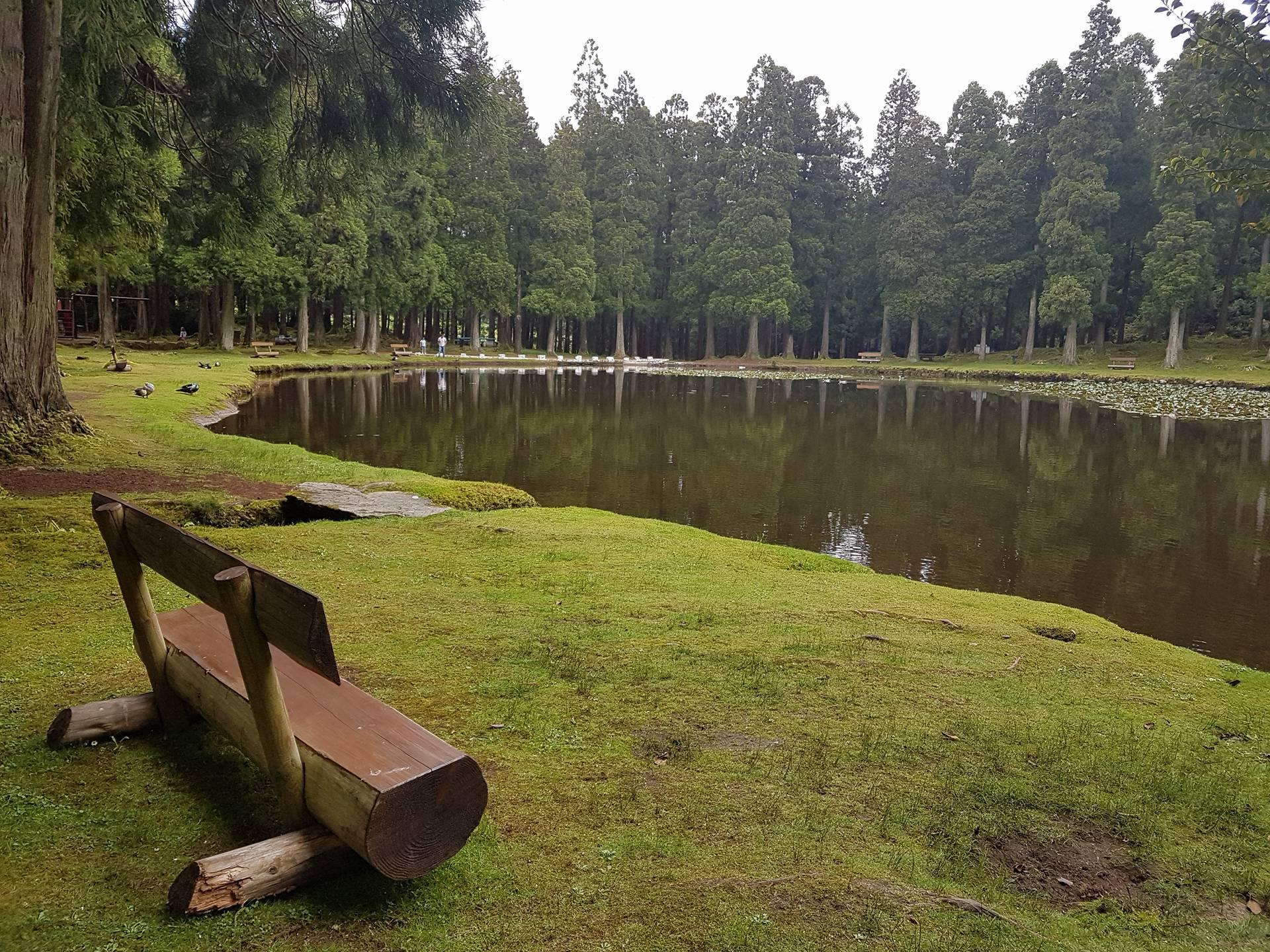 Lagoa das Patas (ou Falca)