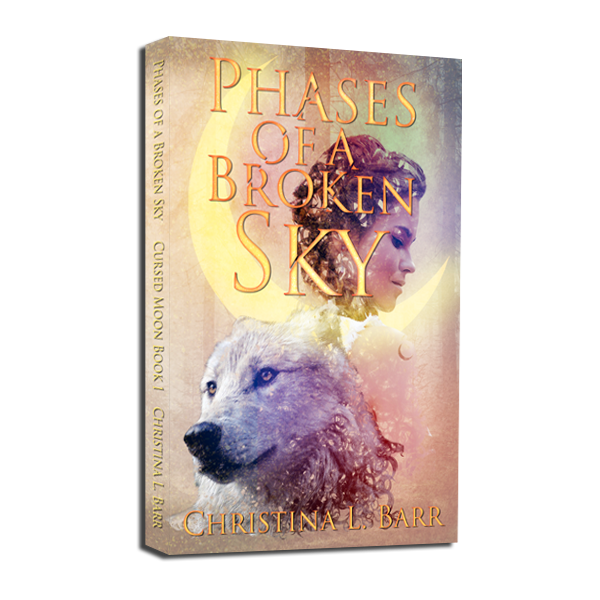 Phases of a Broken Sky - Jesse's sheltered life becomes complicated when she leaves for college and meets a young man transitioning into a werewolf.