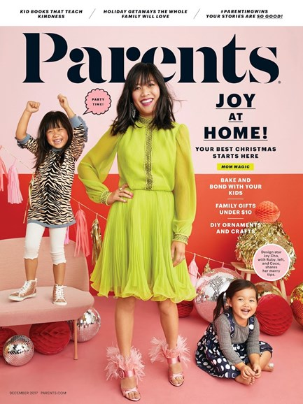 Parents Magazine December 2017