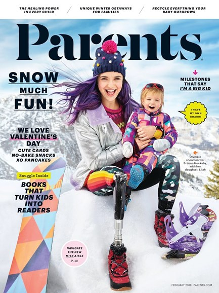 Parents Magazine January 2018