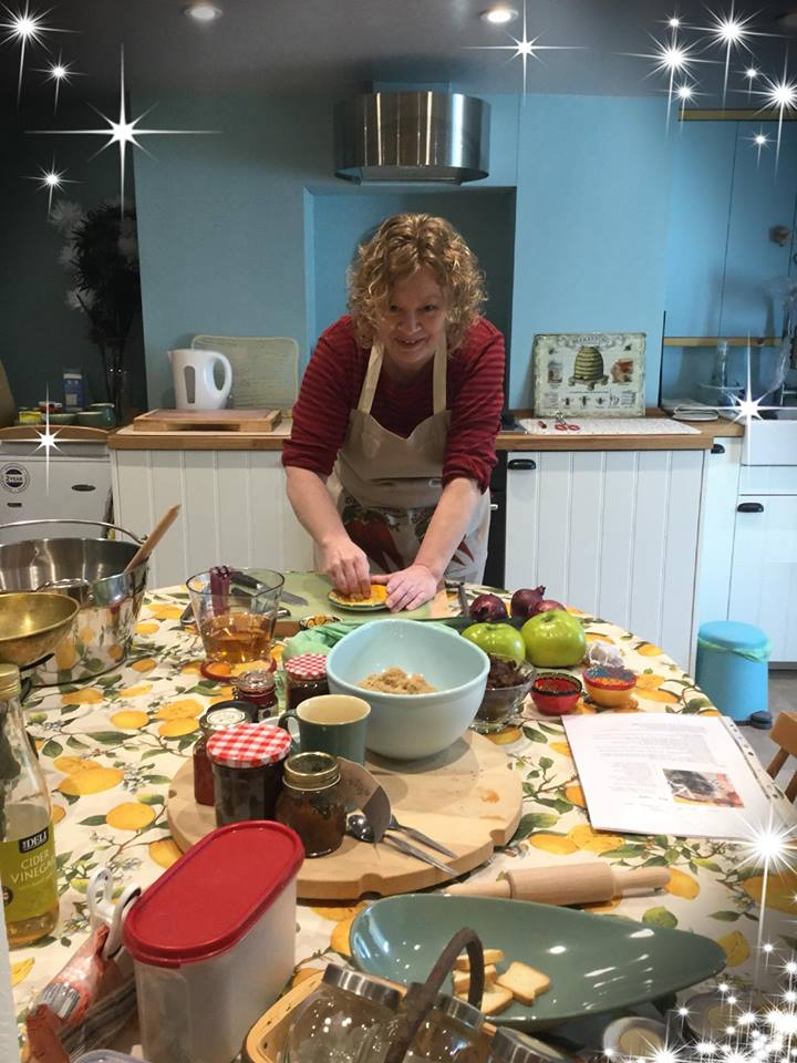 I booked this as a spur of the moment thing and I'm so glad I did! It was a great day and I learned a lot. Sian is a great teacher, very knowledgeable about jam and chutney making and her enthusiasm is infectious. The structure of the day worked very well, with a mixture of sampling, advice, the sciencey pectin bit :) and of course the actual jam and chutney making, plus a delicious lunch of Sian's home made soup. I was lucky enough to be the only student on the day so I got a great one-to-one experience. I would definitely return for more classes if I lived closer!