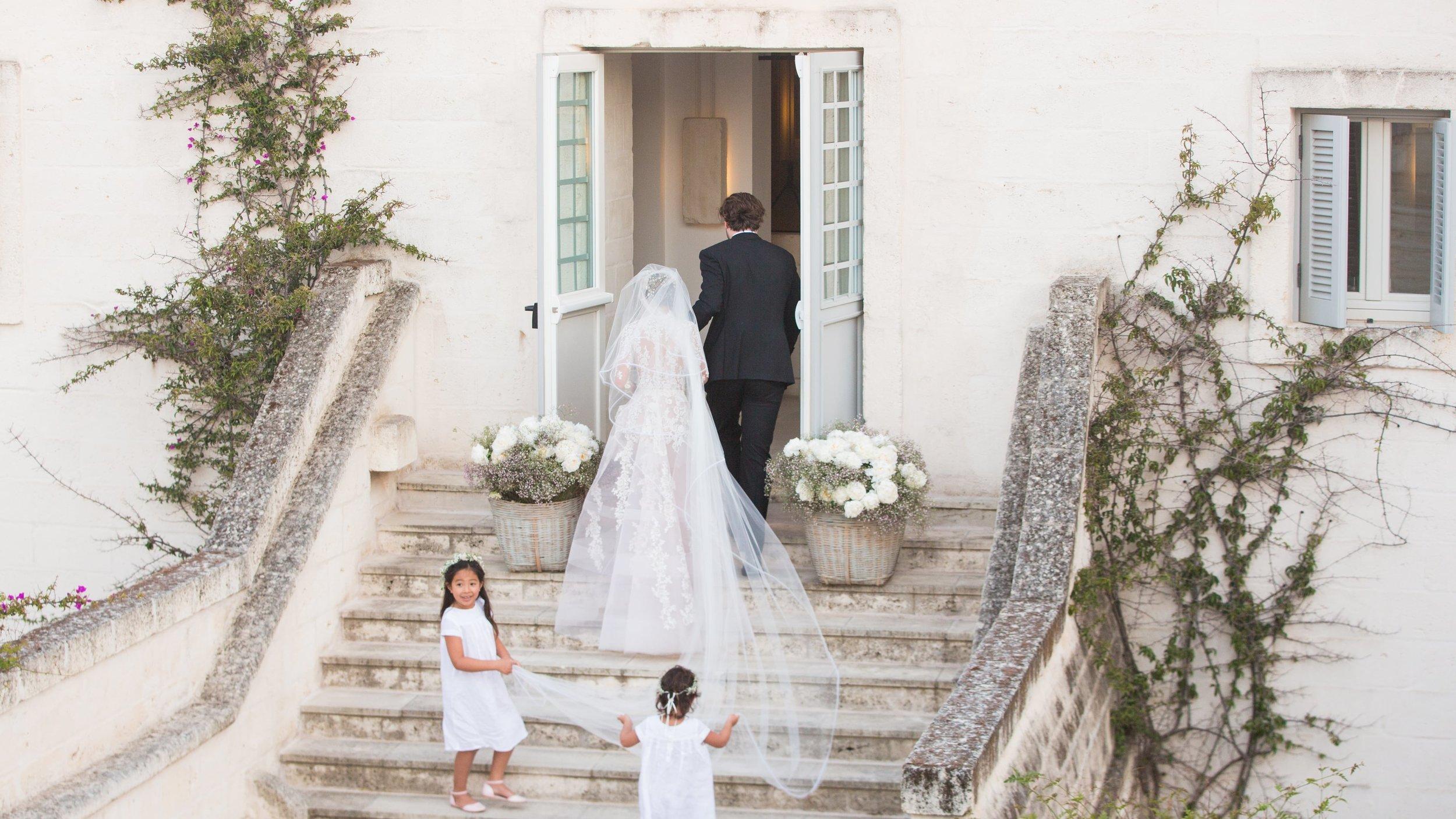 Isabel + Jake - Puglia • Italy