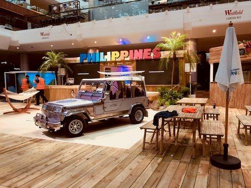 PHILIPPINES TOURIST BOARD @ WESTFIELD