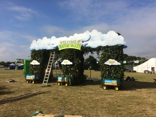 NATURE VALLEY SUMMER ACTIVATIONS