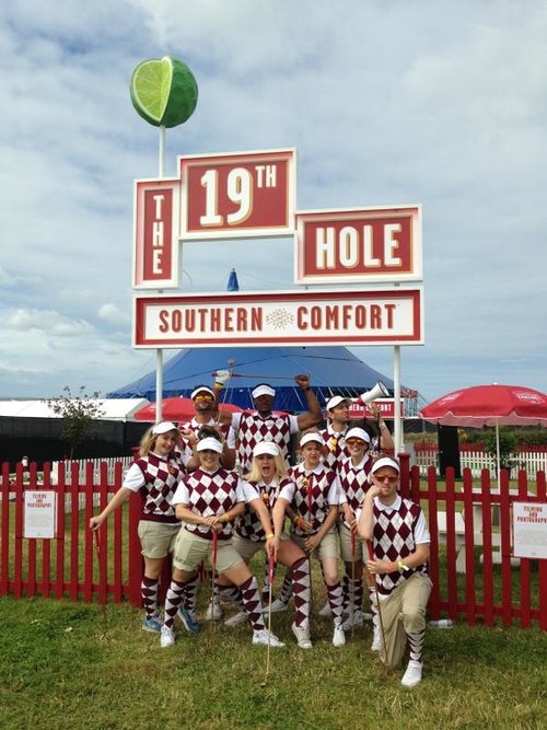 SOUTHERN COMFORT 19TH HOLE FESTIVAL TOUR