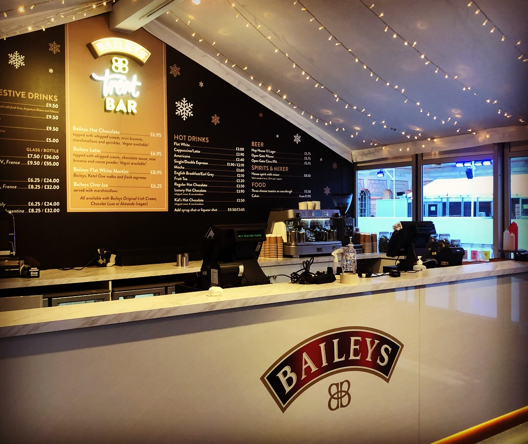 Baileys Skate Lounge @ Somerset House