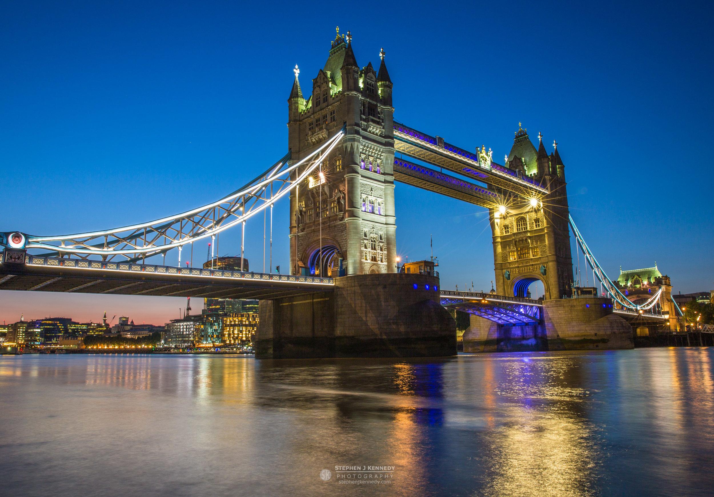 London Gloaming
