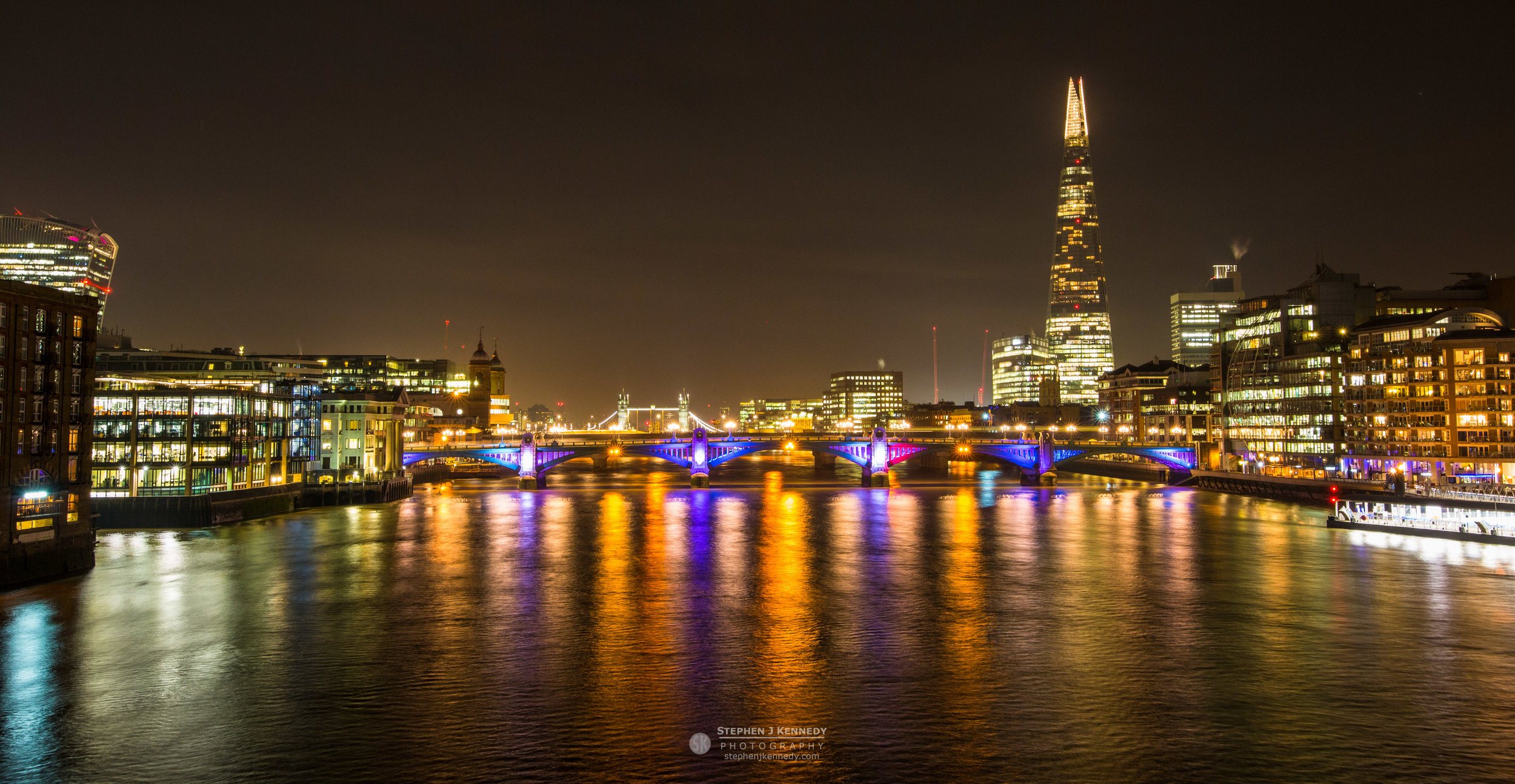 Thames Reflections