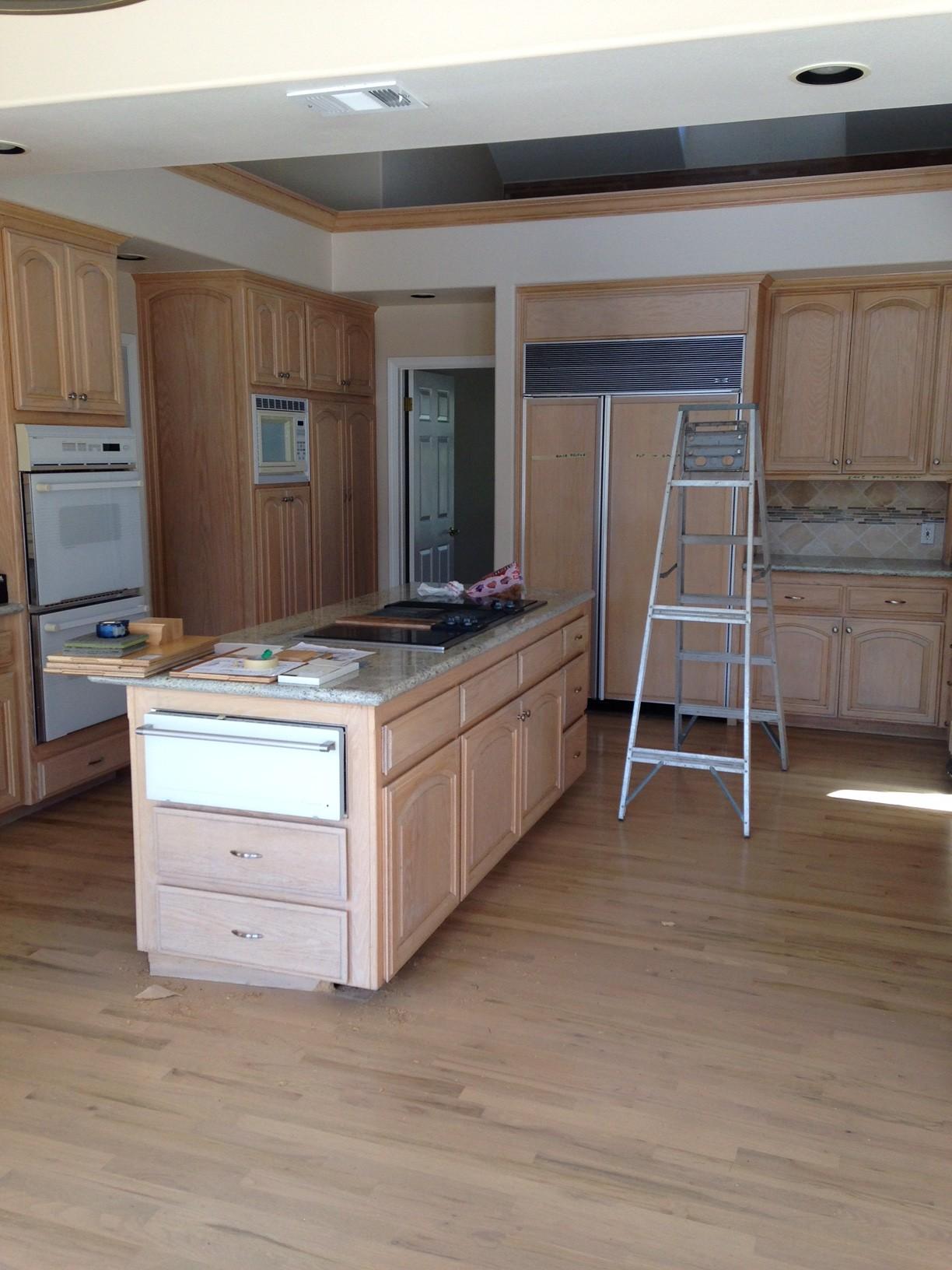 Atascadero Dream Kitchen: Before