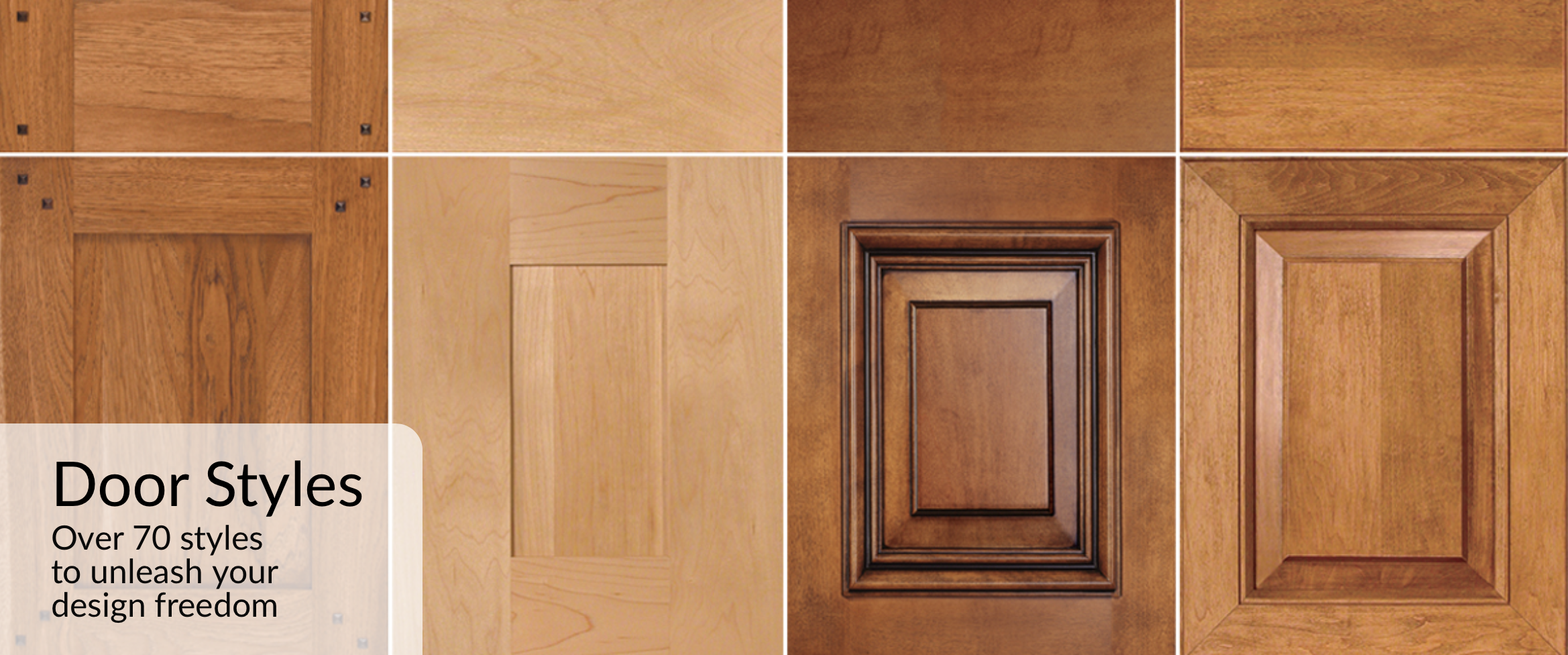 HUNTWOOD - The Toughest Finish in the Cabinet Industry