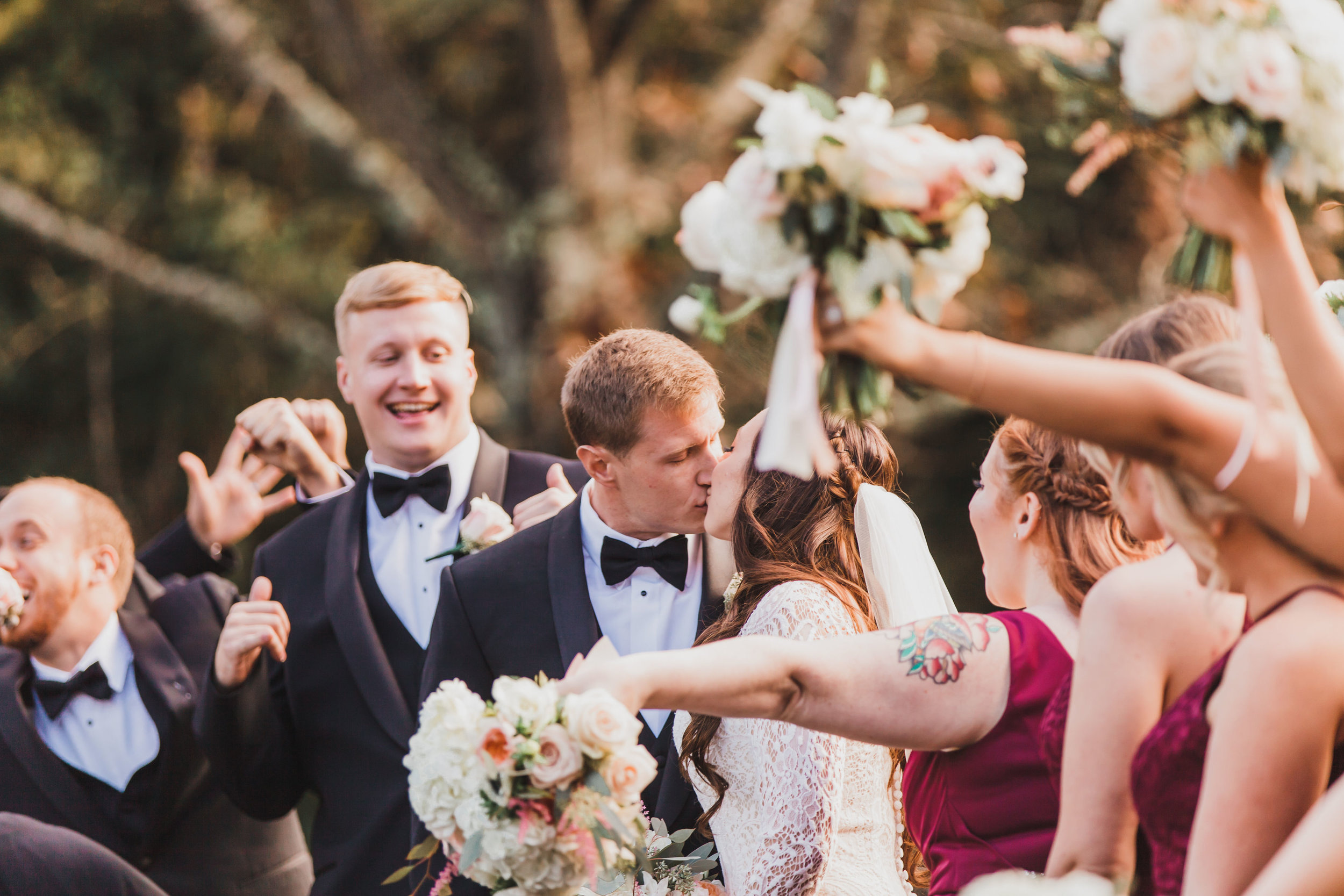 The Short & Sweet Package - A budget friendly wedding for couples who are looking to skip the stress and have an all inclusive beautiful day!