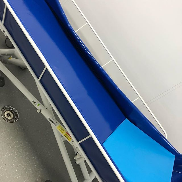 We were very amazed with rhe #changingplaces facilities available at Northen General hospital #ourdiscom  #hospital #disability #inclusion #disabilityawareness #disabilityrights #inclusion