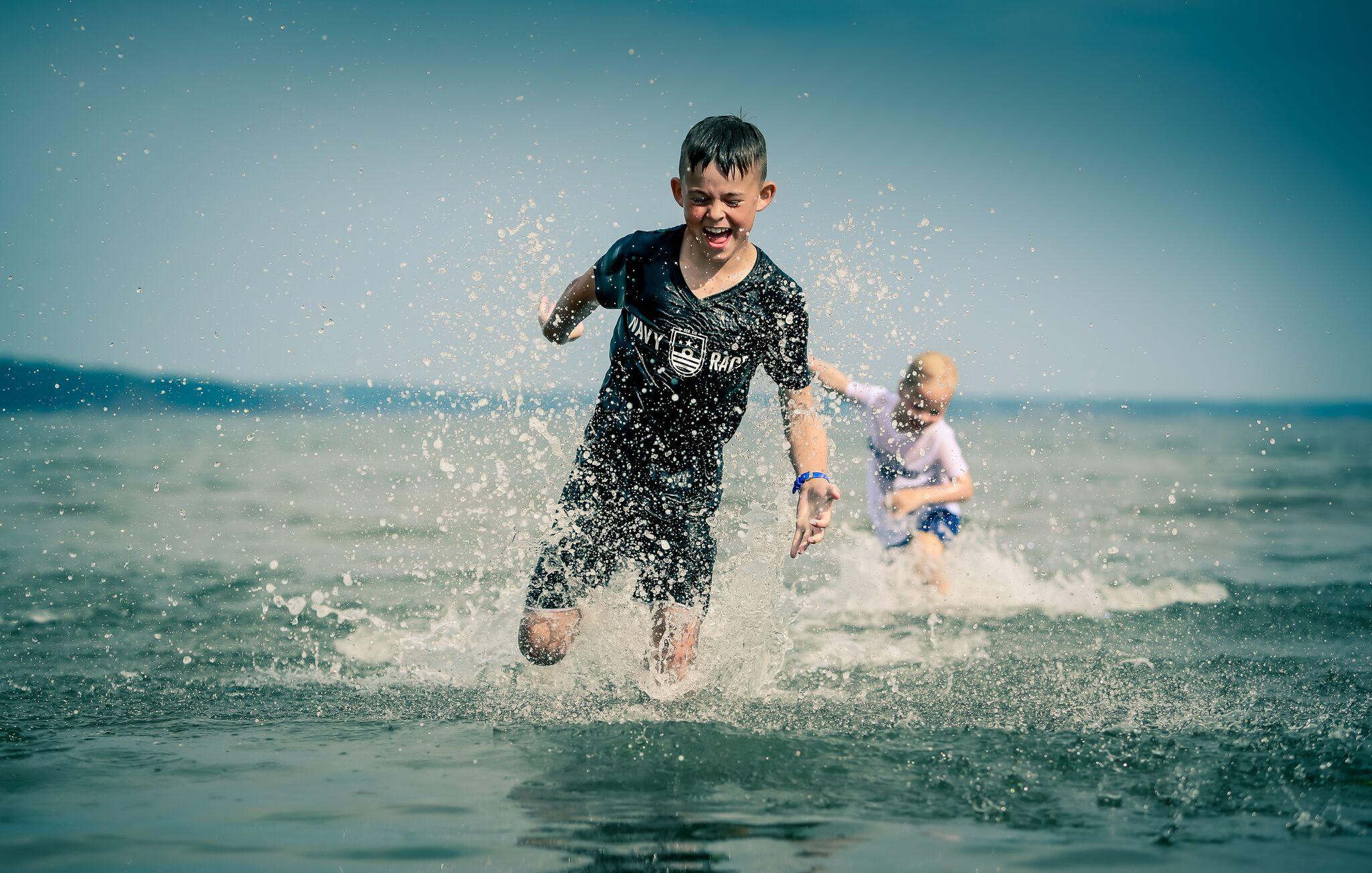 KIDS-RACE - HINDERLØP FOR BARNA
