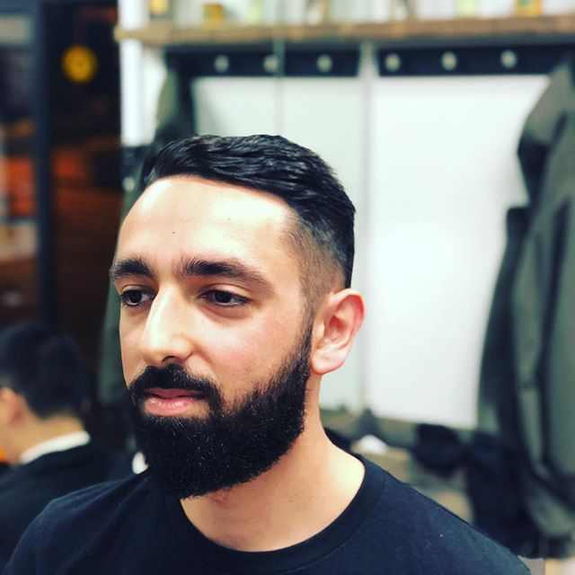 Patient has always been the hardest skill for me to capture but I'm growing each day! #offchopsbarbers  #changetoarealbarber