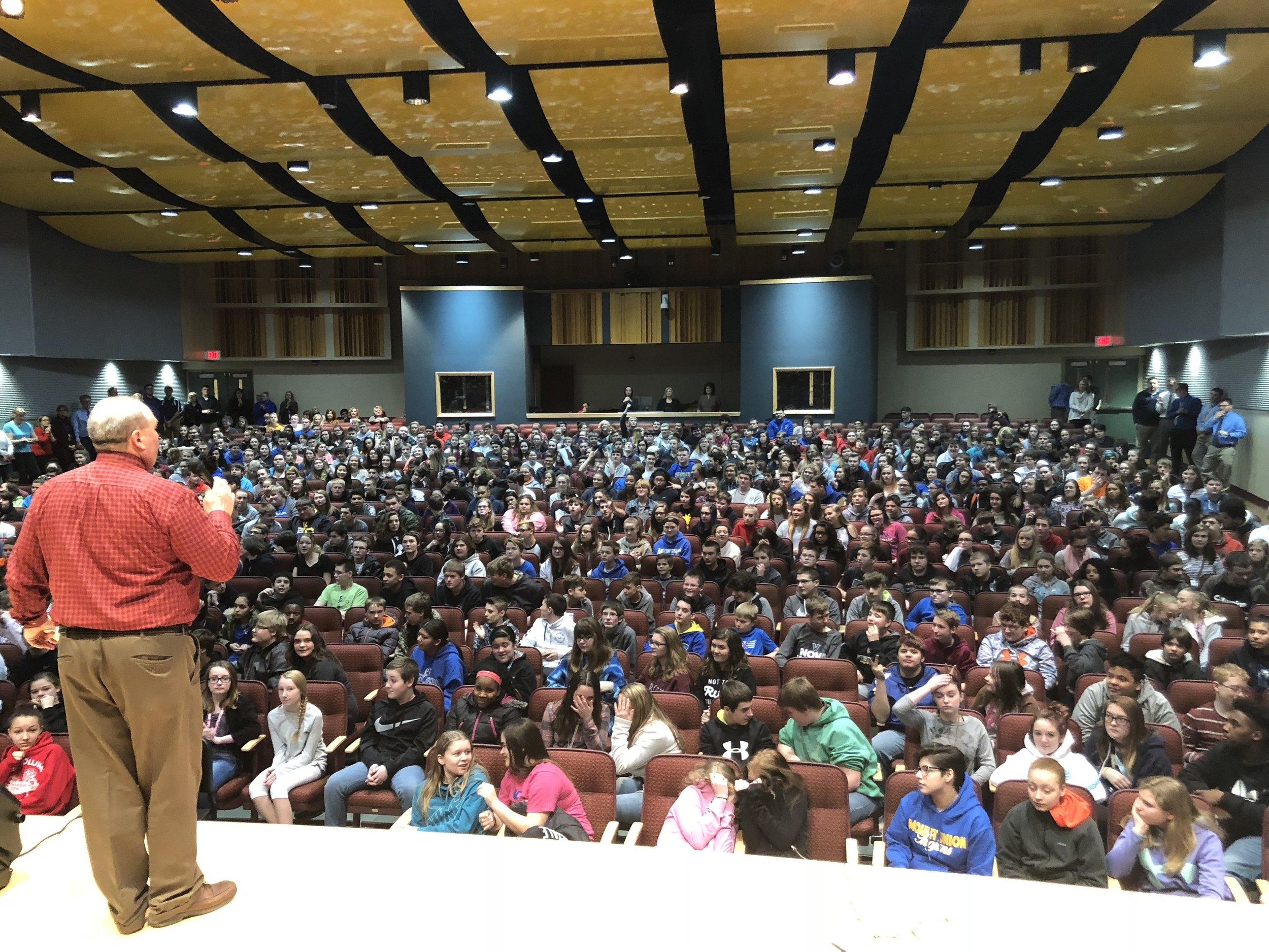Mt. Union School District