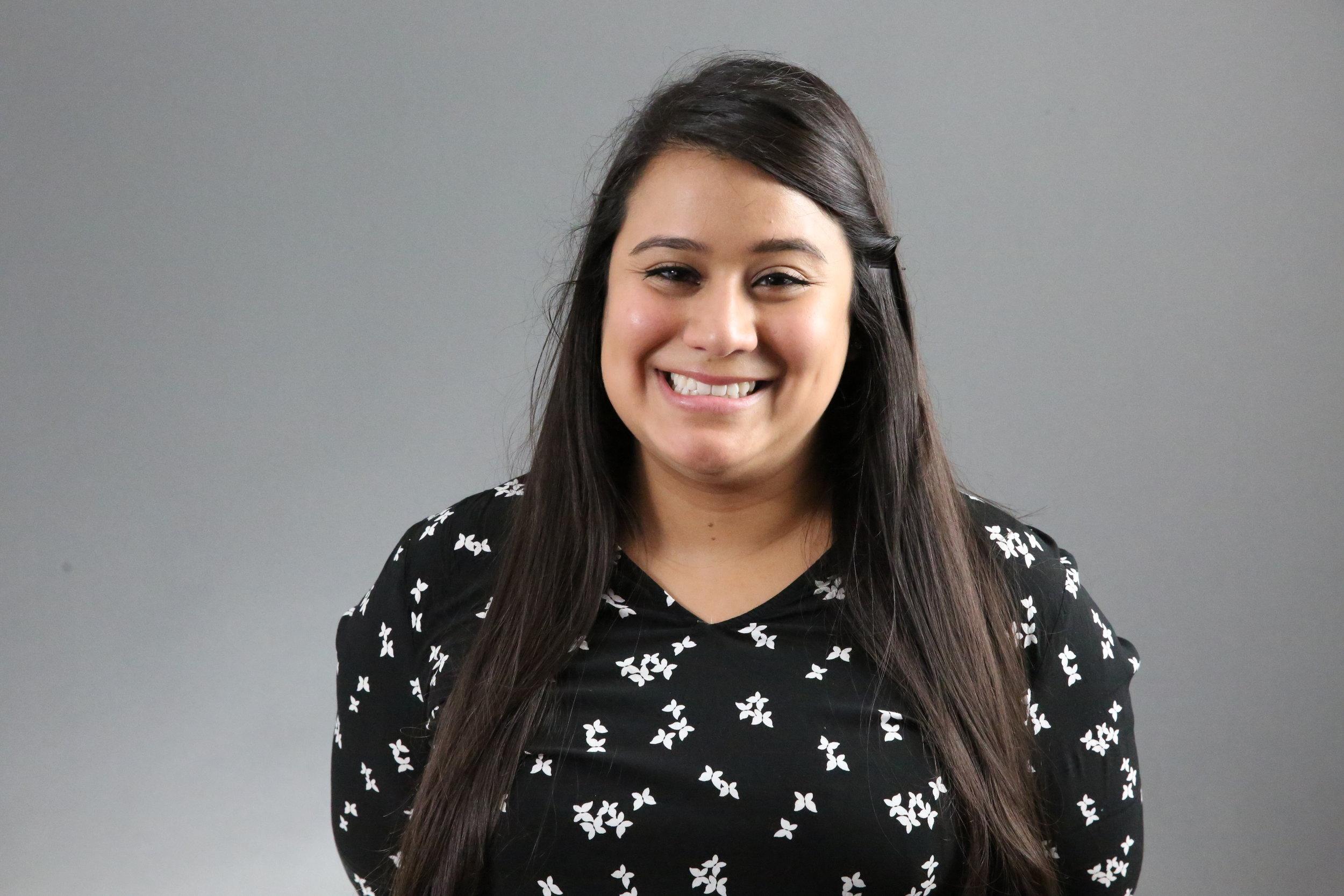 Cristina Galarza, MS4, Founding Case Scheduler -