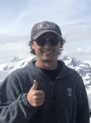 Davis Dzierzanowski '20 -  Richmond, TX  Finance  Campus Involvement:   Freshmen Leaders in Progress (FLiP), Director  Trading, Risk and Investment Program (TRIP)  Conference on Student Government Associations (COSGA), Member Relations Committee  Fish Camp, Counselor