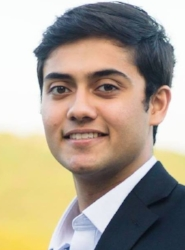 Raj Desai '21 -  Austin, TX  Finance  Campus Involvement:   Freshmen Organizing and Running Mixed Events (FORME), Counseler  Indian Student Association