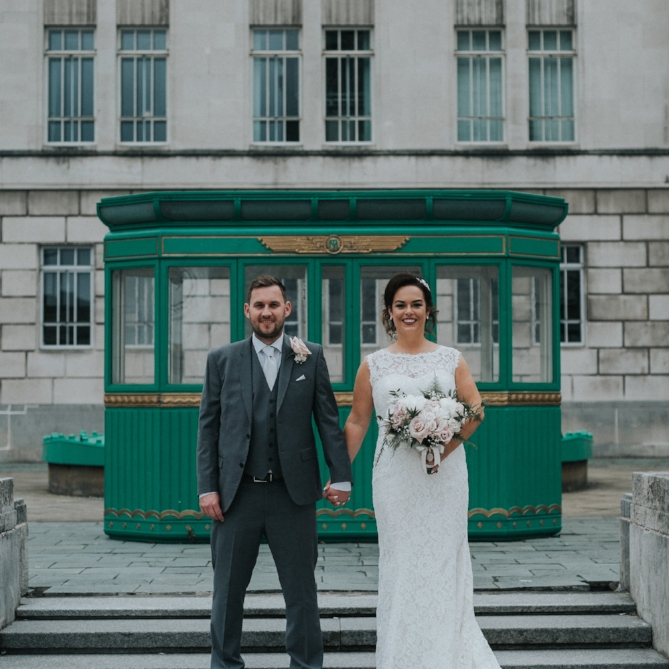 THE TURNERS - LINDSEY & ANDREW AT OH ME, OH MY, LIVERPOOL