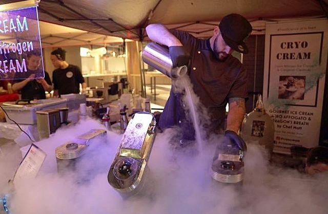Happy birthday to Chef Matt- founder & owner of Cryo Cream, Nitro Man, Michelin & Food Network starred, all around bad ass 🎉🍦 May all your Cryo Dreams come true‼️🍨🎂 ⠀⠀⠀⠀⠀⠀⠀⠀⠀ ⠀⠀⠀⠀⠀⠀⠀⠀⠀ 📷 @mel_vs_food ♥️ ⠀⠀⠀⠀⠀⠀⠀⠀⠀ #cryocream #glamping #campfire #smores #icecream #dessert #nyc #chocolate #insiderdessert #nyceats #biteintothis #icecreamking #nyceeeeeats #newforkcity #eeeeeats #nycdessert #nycdesserts #icecreamgram #eatsofnyc #dessertporn #pastrychef #dailyfoodfeed #eatingnyc #eeeeeats #eatingnewyork #tastingtable #nycfoodguide #pastrydelights #pastrychef #lovefood #eaterny