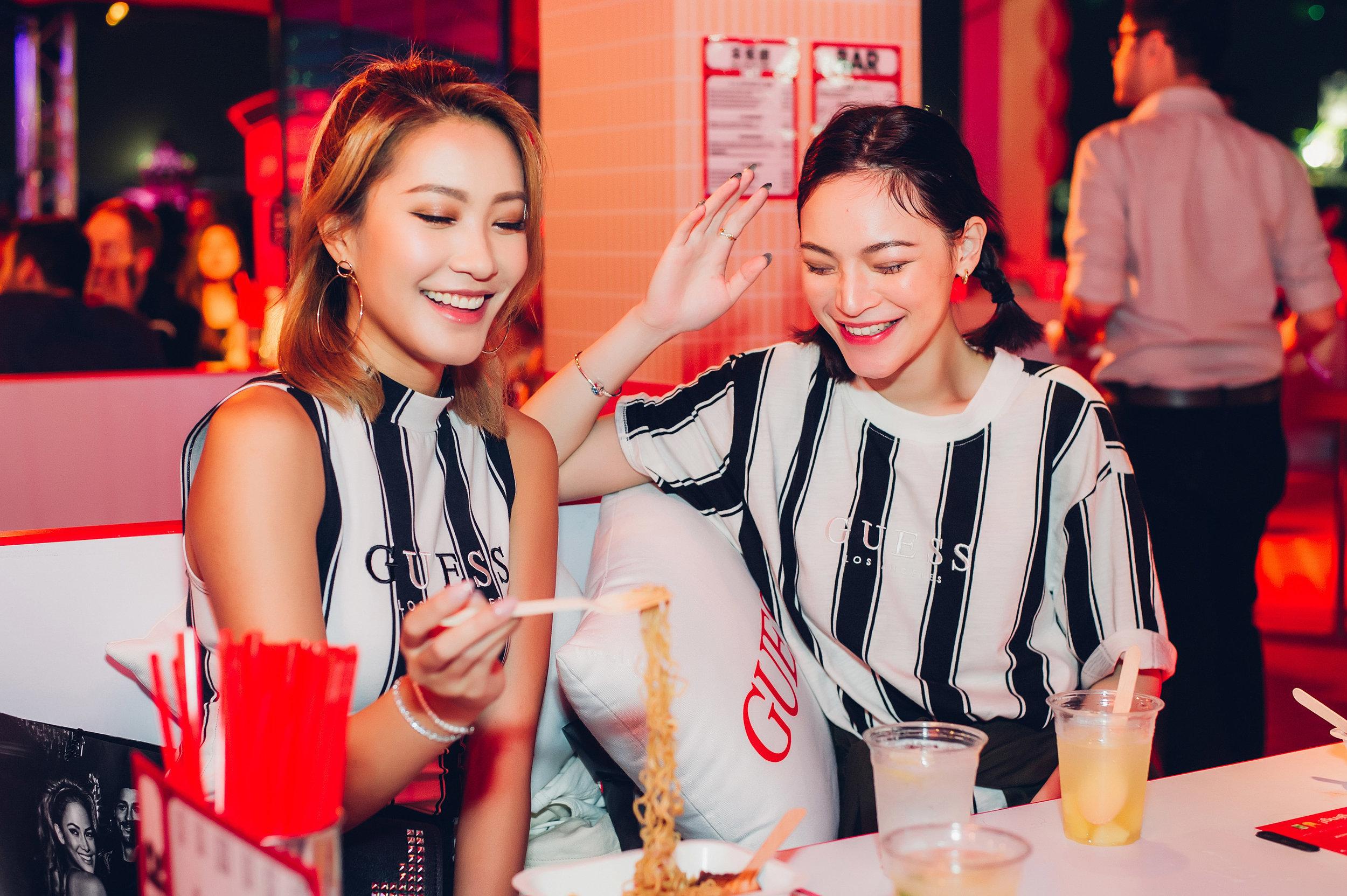 Lorretta Chow, Kalin Chiu