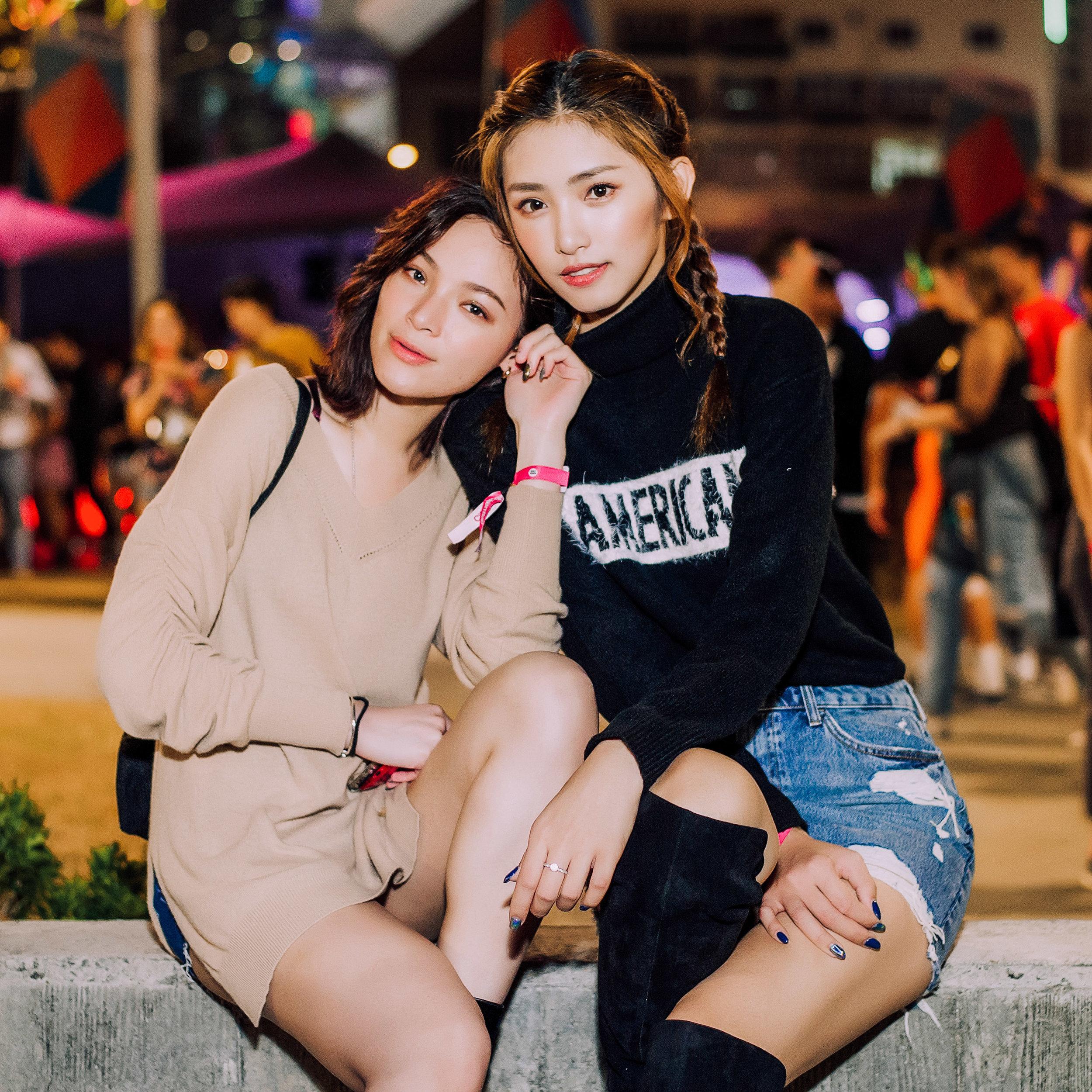 Kalin Chiu, Christine Cheng