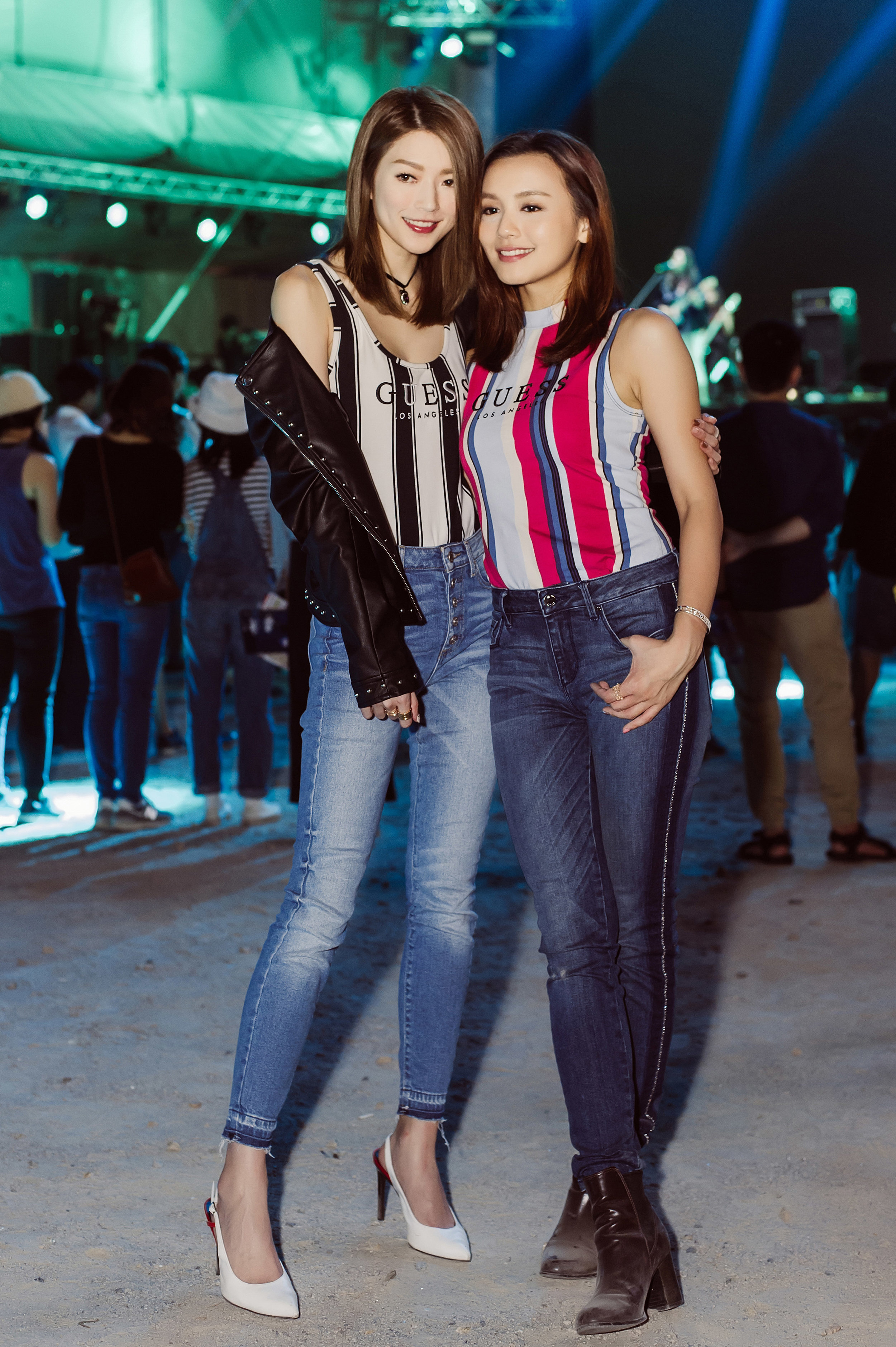 Shiga Lin, Christy Lai