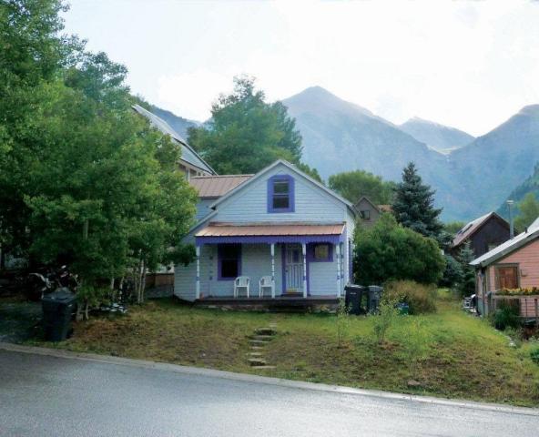 218 N. Willow St - Telluride