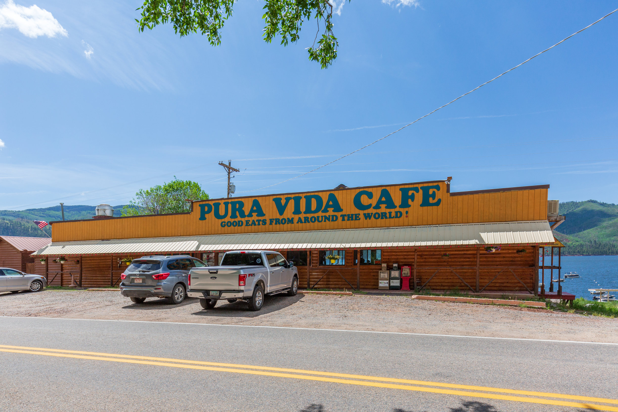 Pura Vida Cafe - 14810 CR 501, Vallecito