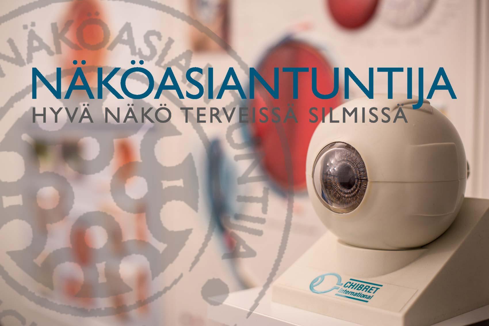 Näköasiantuntija näköasiantuntijat näköasia optikkoliike oculus optiikka