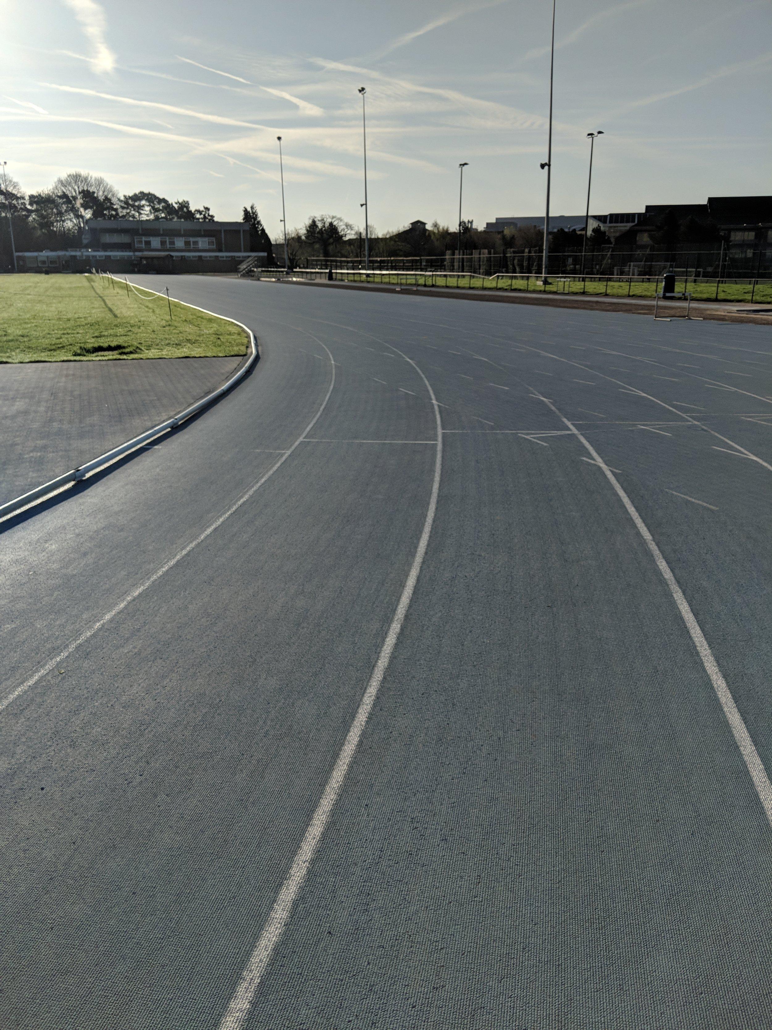 Warwick University Athletics Track.jpg
