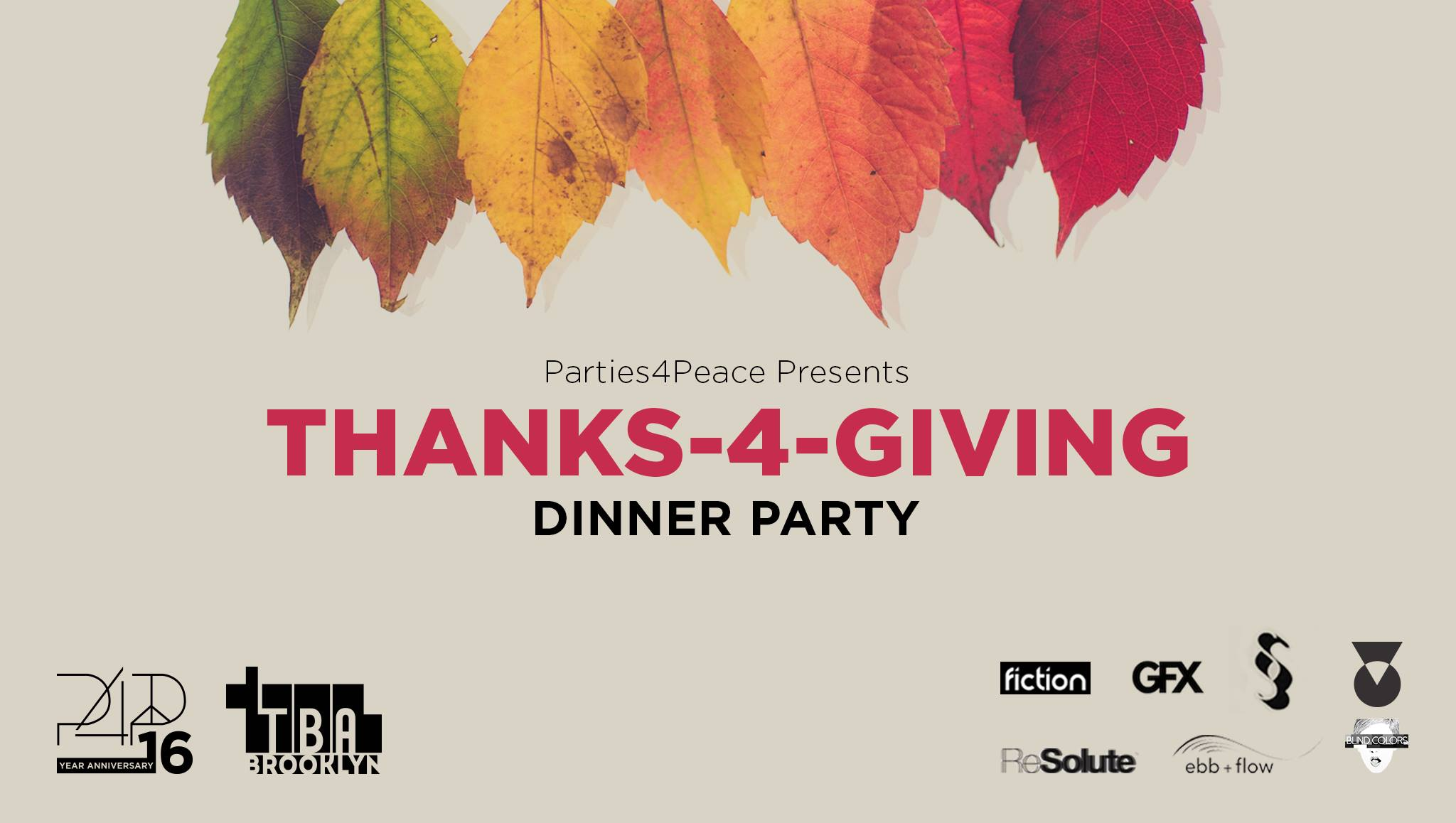 Thanks-4-Giving flyer