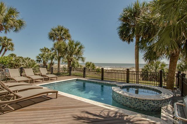 This view is calling your name! Don't keep your Hilton Head Island escape waiting any longer. Book your dream vacation rental now so you can enjoy the view later. www.wvrhiltonhead.com