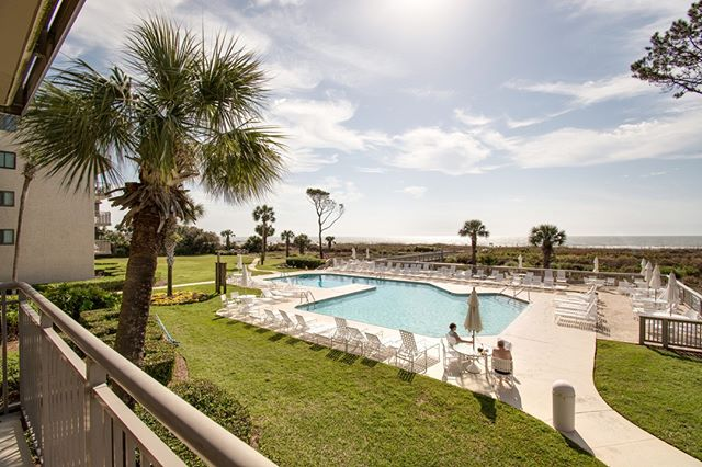 Guess what? The breathtaking view from Ocean One 215 just got more affordable. This South Forest Beach condo is conveniently located a short stroll away from Coligny Plaza and has all the amenities you need to make your vacation unforgettable! ⠀ ⠀ Book now to snag these NEWLY REDUCED RATES! Click on link in bio for booking details.