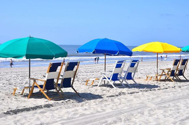 Happy FIRST day of SUMMER! Hilton Head Island beaches are calling your name😎