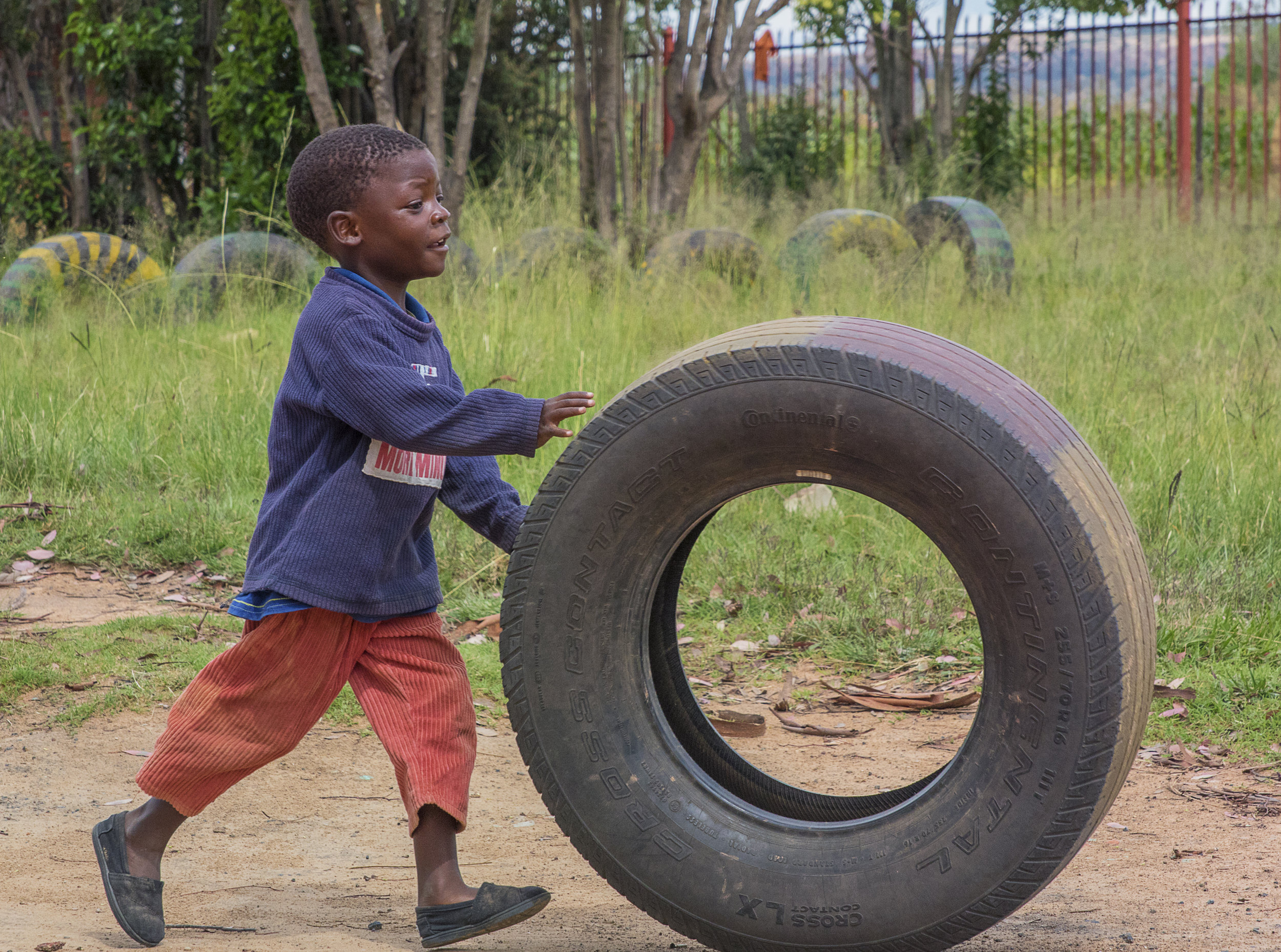 St-Cecilia Orphanage, Lesotho