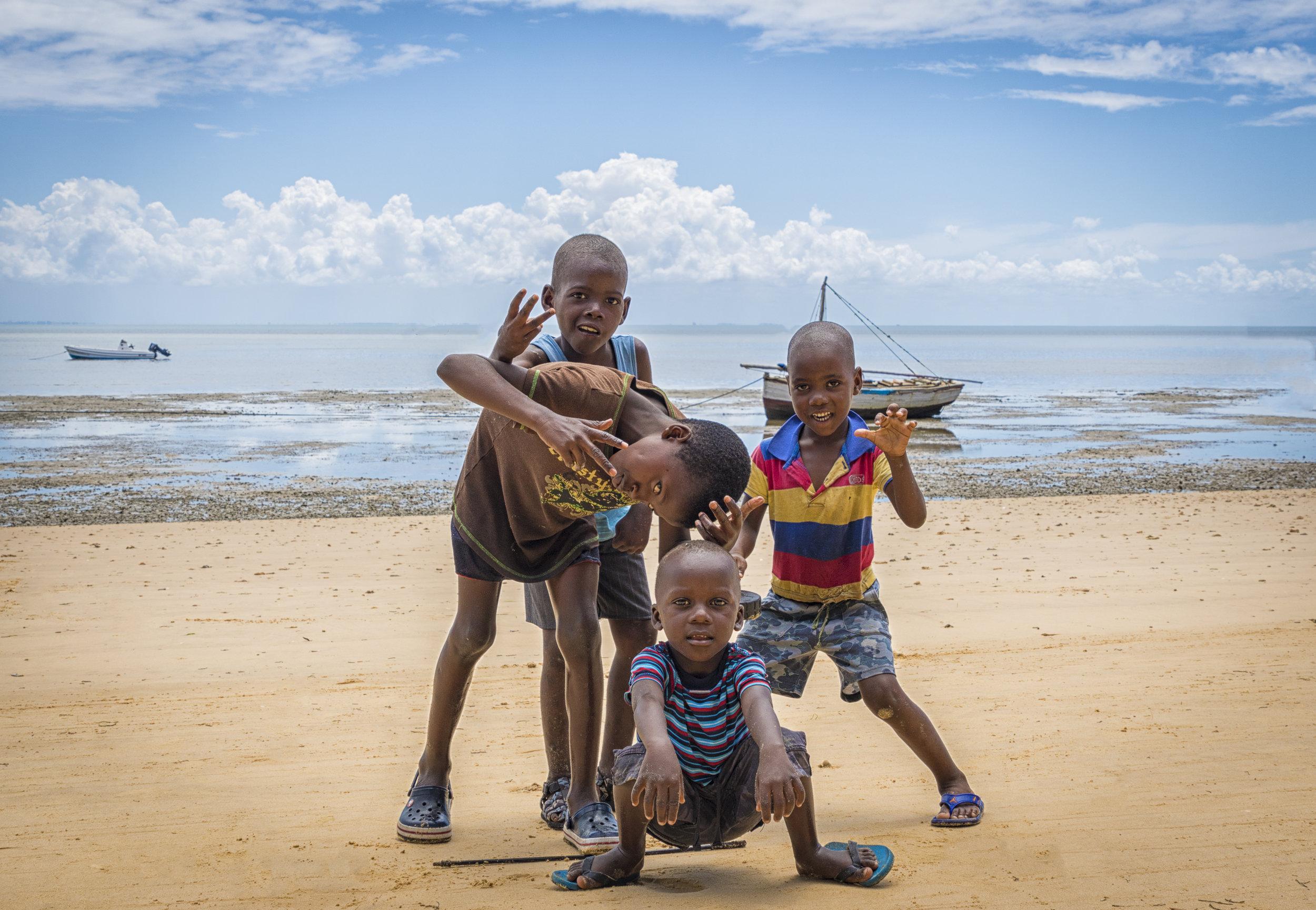 Inhaca, Mozambique
