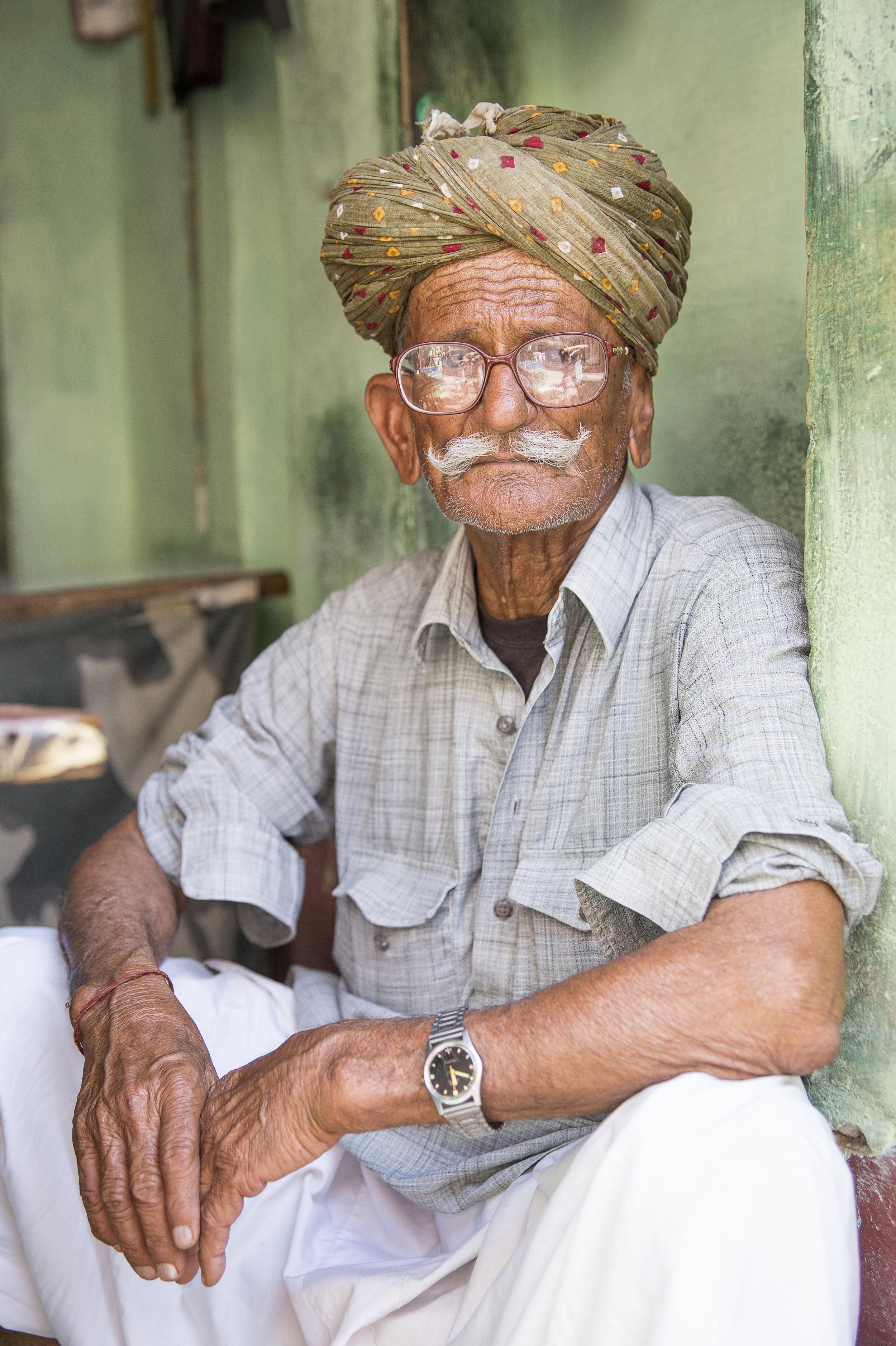 Jaiselmer, India