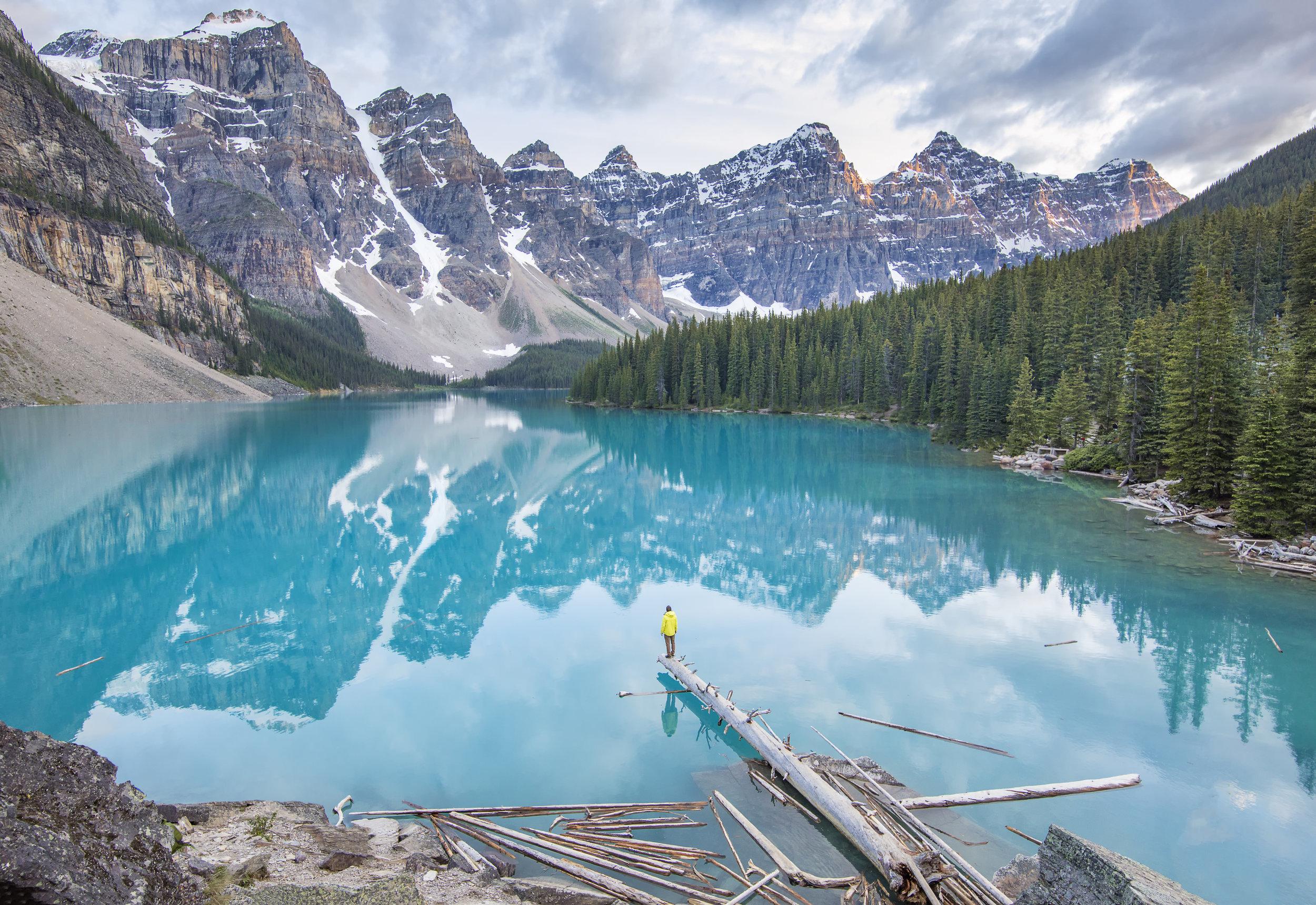 Morraine Lake, BC, Canada