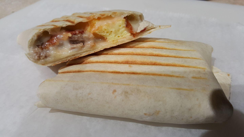 Breakfast Burrito Breakfast in Traverse City