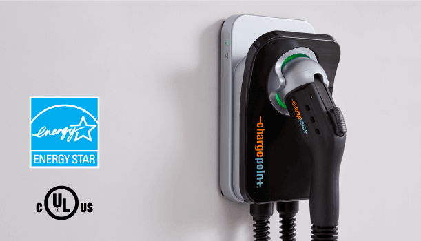 Safe, universal, and unobtrusive (less that 1 square foot), Chargepoint home is an ideal product for every ev driver.