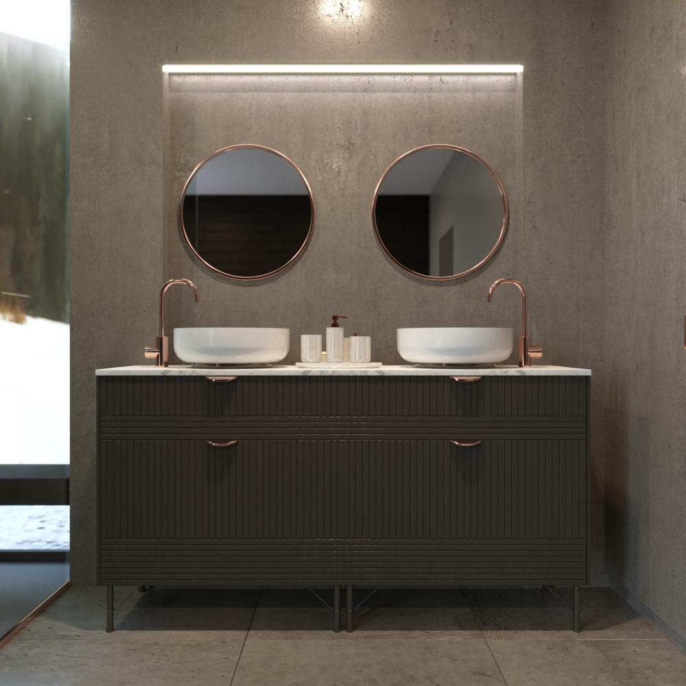 Chalet Noir Architectural Visualisation-006