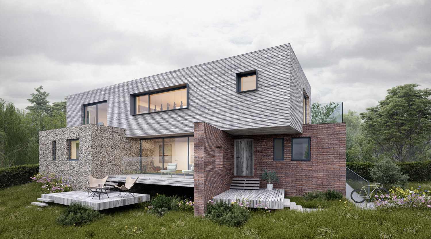 Five Elms - Architectural Visualisation - 001