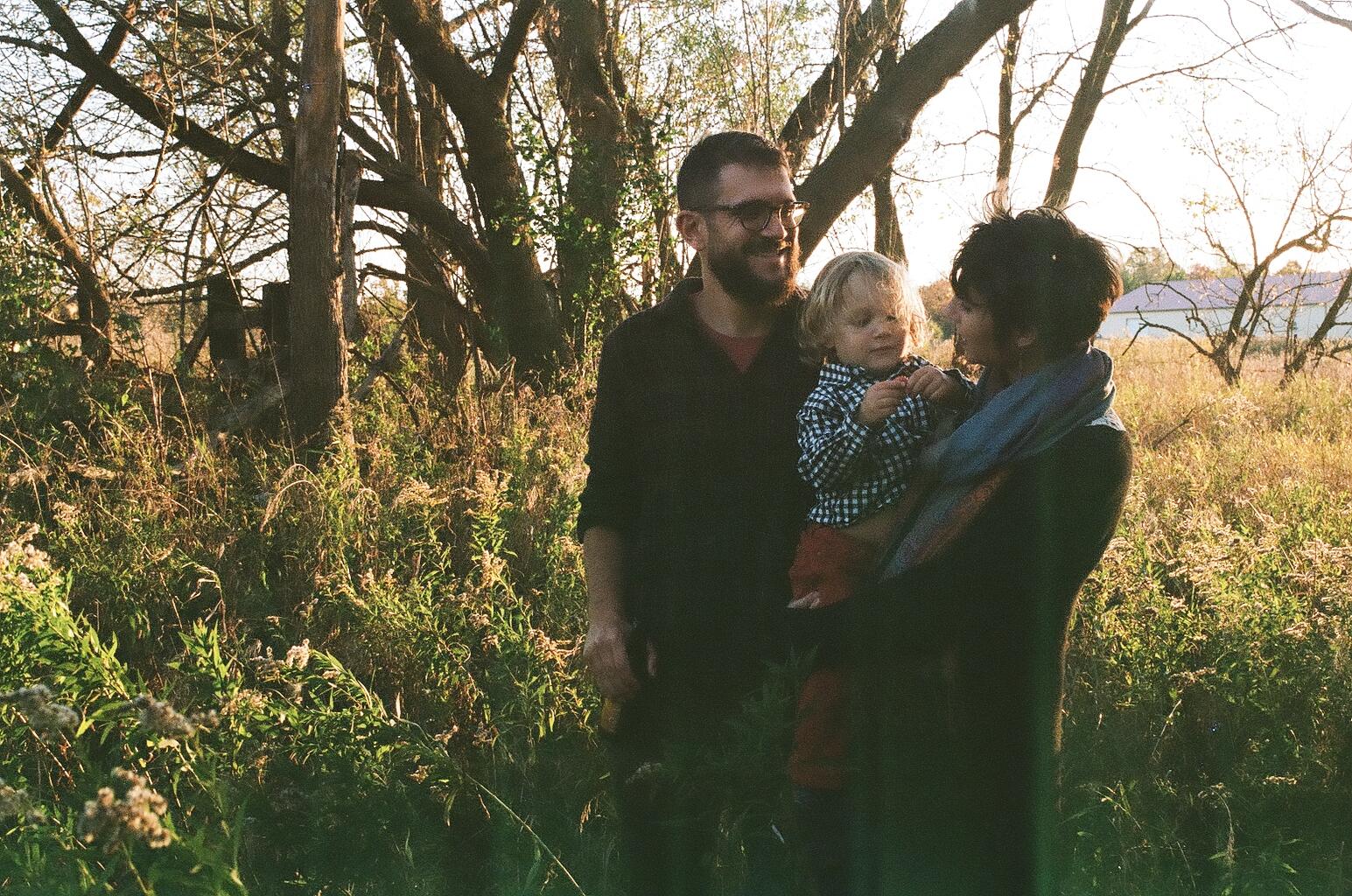 Sam, Lila, & Shailesh -