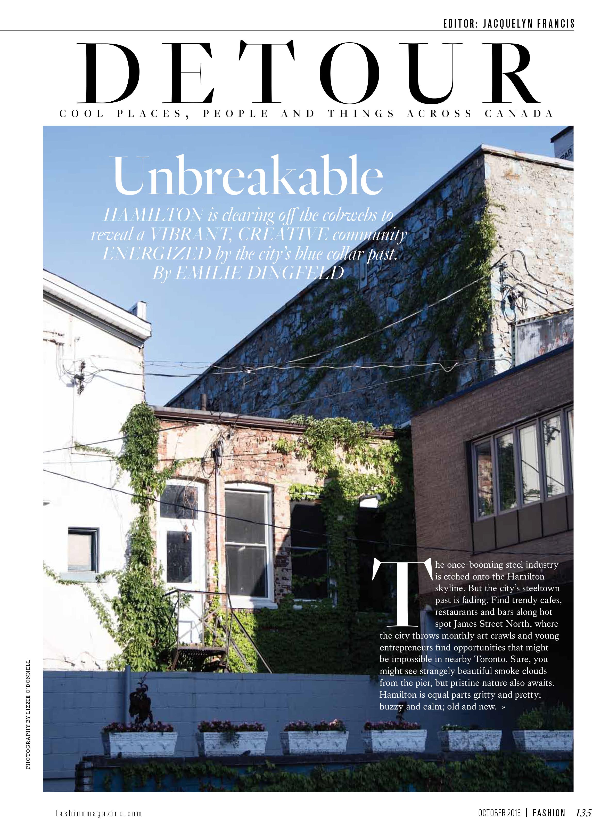 Detour Cover October 2016