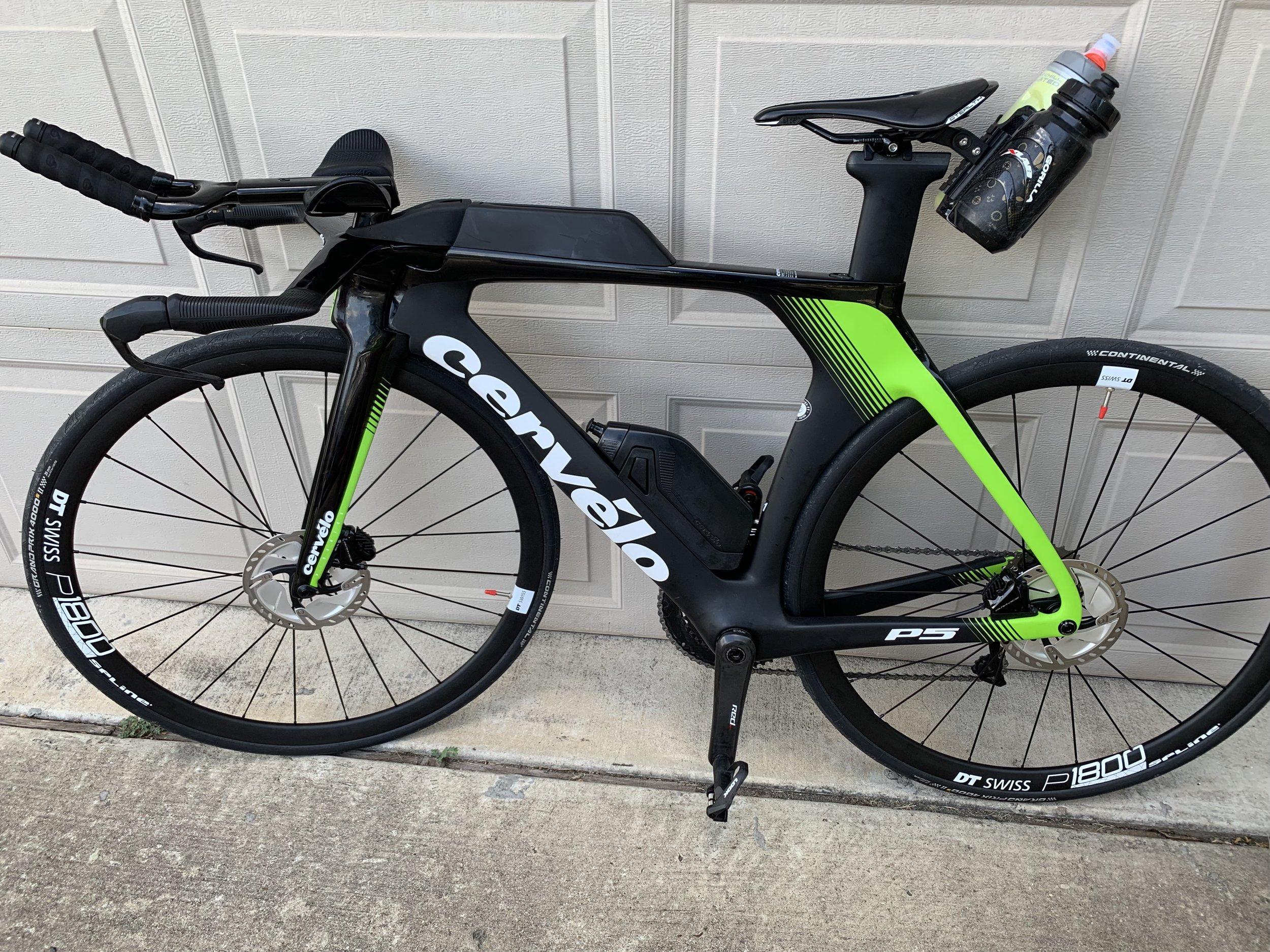 New bike = $$$
