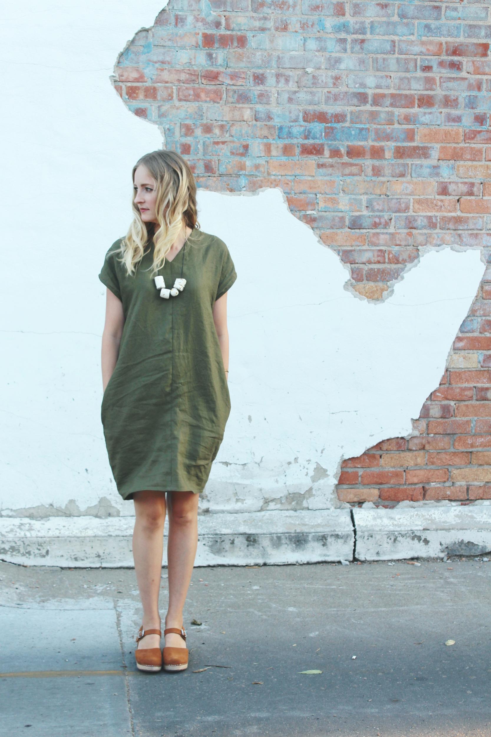Well_Fibre_Cocoon_Dress_Simple_Sew_Linen_2