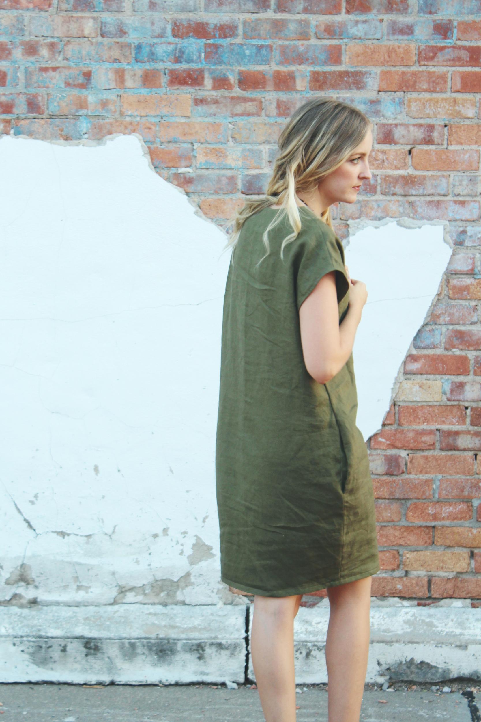Well_Fibre_Cocoon_Dress_Simple_Sew_Linen_5